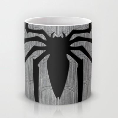 Astrode Armored Spider-Man Ceramic Mug