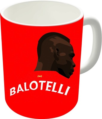 The Fappy Store Mario Balotelli Ceramic Mug