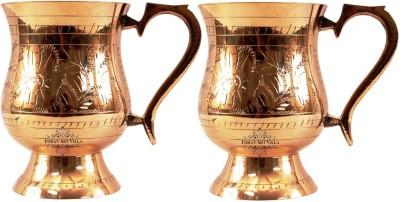 Indian art villa IAV-CB-1-687 Brass Mug