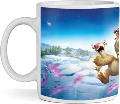 SBBT Ice Age Team Ceramic Mug