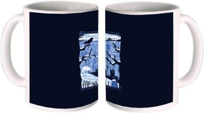 Shopmillions Defend The Wall Ceramic Mug