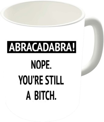 The Fappy Store Abracadabra Ceramic Mug