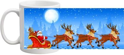 Printocare Merry Christmas  5 Ceramic Mug
