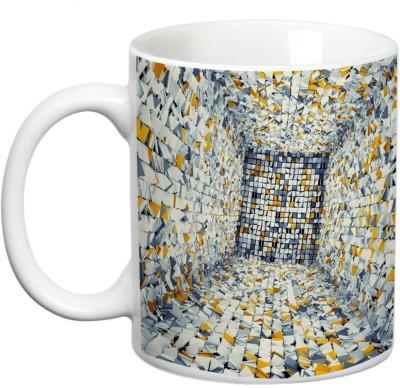 Prithish Illusions Design 12 Ceramic Mug
