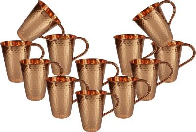 AsiaCraft MOSCOWMUG020-12 Copper Mug