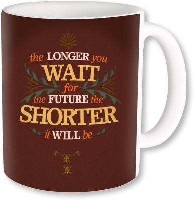 A Plus future.jpg Ceramic Mug