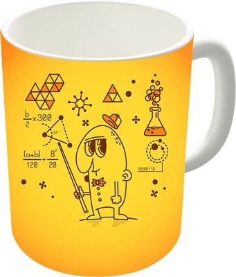 The Fappy Store Science Ceramic Mug