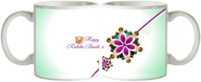 Artist Raksha Bandhan Rakhi MB-2120 Ceramic Mug