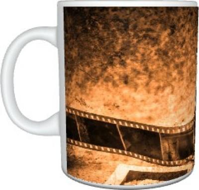 Creatives Vintage Camera Ceramic Mug