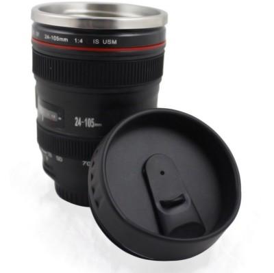 Hitplay Lens Coffee Sipper  Plastic Mug