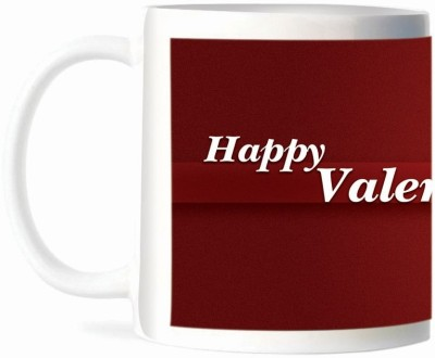 Refeel Gifts Happy Valentines Day (SD-201)- Personalized Ceramic Mug