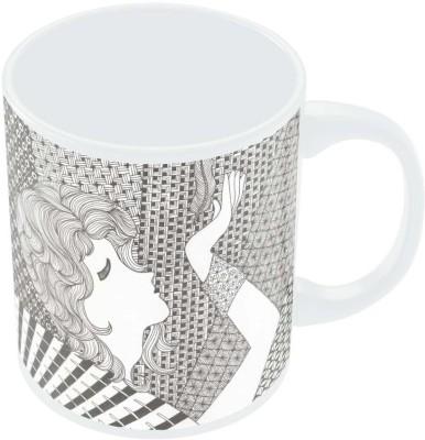PosterGuy Cool Breeze Art Illustration Art Illustration Ceramic Mug