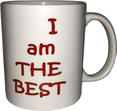 Exxact The Best Ceramic Mug
