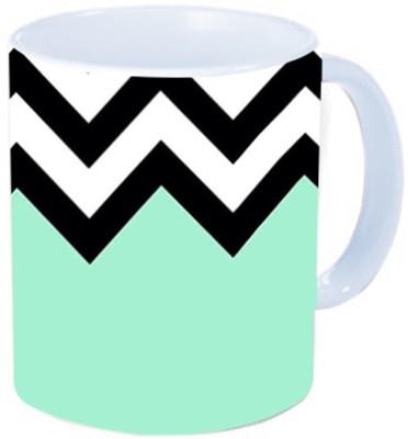 Rawkart Chevron 2 Ceramic Mug