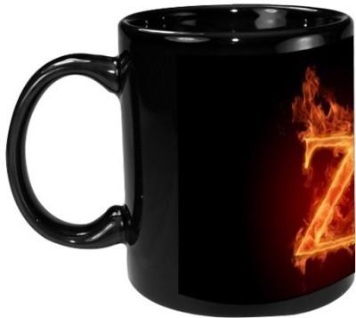 Onlineworld Black Coffee  - Z Ceramic Mug