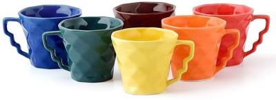 Henry Club Diamond Ceramic Mug