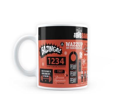 MC SID RAZZ BBT - Infographic Ceramic Mug