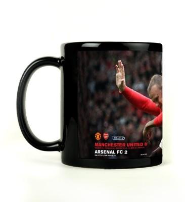 Expresion Arsenal FC 2 Ceramic Mug