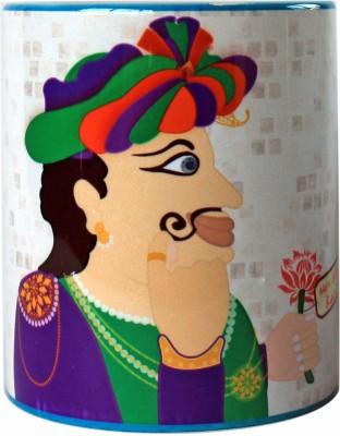 RangRasia Raja BE CM Ceramic Mug