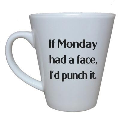 Thelostpuppy Punchsmg Ceramic Mug