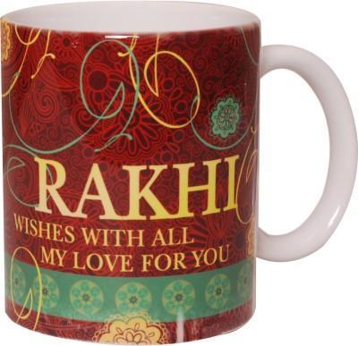Stylla India S09LLR5L Ceramic Mug