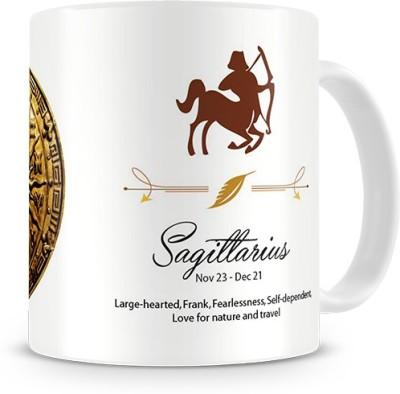 Print Haat Sagittarius Zodiac Ceramic Mug