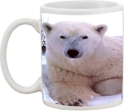 Go Online Shop Loving Nature Ceramic Mug