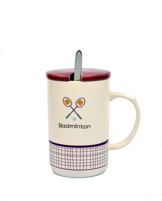 Enfin Homes Badminton Porcelain Mug