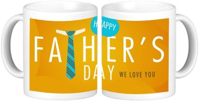 Shopmillions Dad We Love You Ceramic Mug