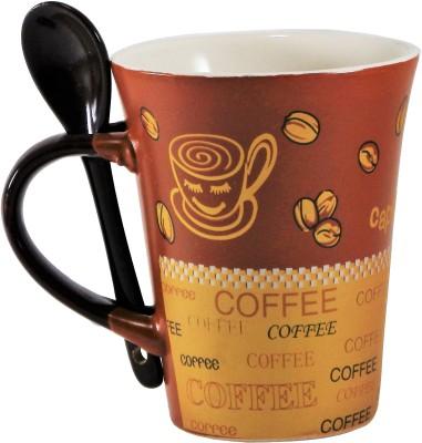 sunpower Bone China, Ceramic Mug