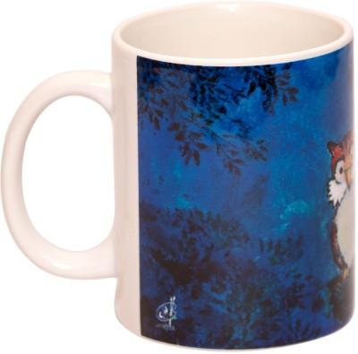IMFPA Owls Eyeview Ceramic Mug