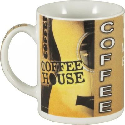 Puncham Coffee House Ceramic Mug