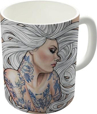 Dreambolic Inked Ceramic Mug