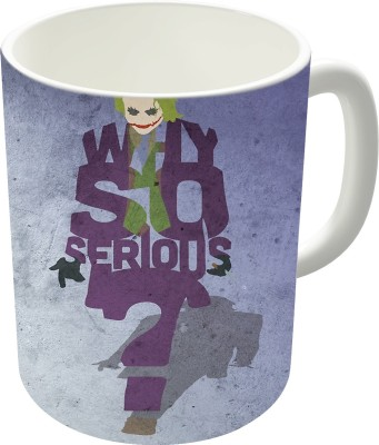 Dreambolic Joker From The Dark Knight Why So Serious Ceramic Coffee Ceramic Mug