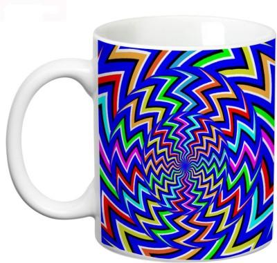 Prithish Pscychological Illusions Design 7 Ceramic Mug