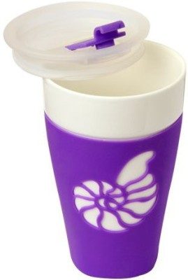 JS Coffee  Purple Ceramic Mug