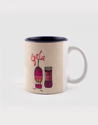 Kulture Shop Kultureshop Gola  Ceramic Mug