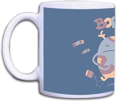 Shopkeeda LAALAA Ceramic Mug