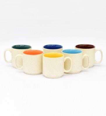 Henry Club MARBLE STRAIGHT Ceramic Mug