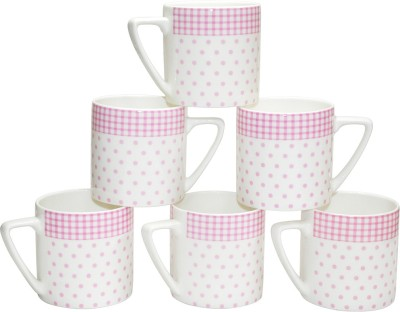 Dandy Lines 35001-Puja Bone China Mug