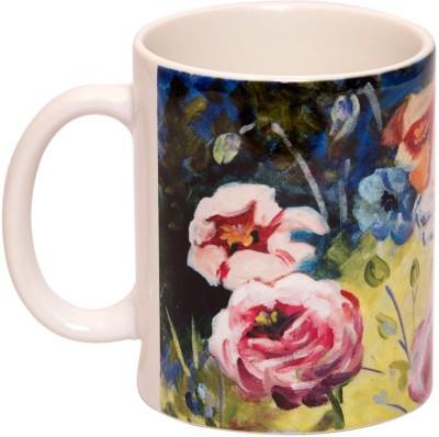 IMFPA Roses Everywhere Ceramic Mug