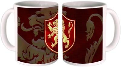 Shopmillions House Lennister Roar Ceramic Mug