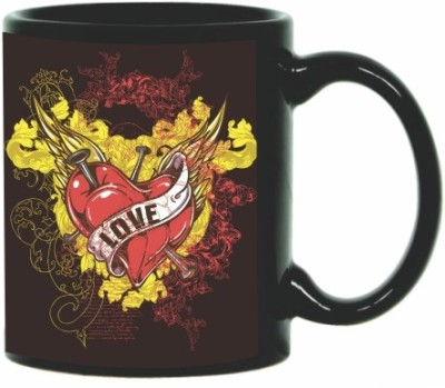 Printland Symbol of Love PMBA5614 Ceramic Mug