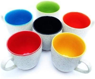 Somny RS White Ceramic Mug