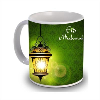 PSK Happy Eid Mubark 21 Ceramic Mug