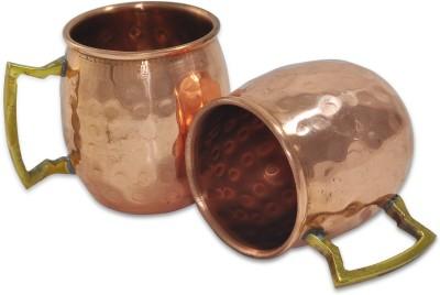 Dakshcraft Indian Shot Copper Mug