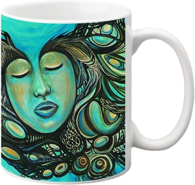 ezyPRNT Abtsract design Ceramic Mug