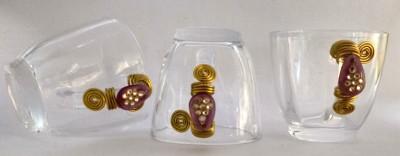JewelKraft Designs 72 Glass Mug
