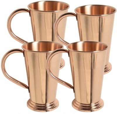 AsiaCraft MOSCOWMUG019-4 Copper Mug