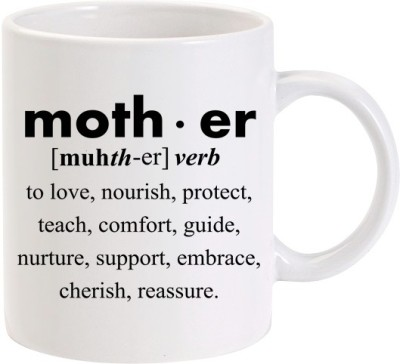 Lolprint 02 Mother Verb Mothers Day Ceramic Mug